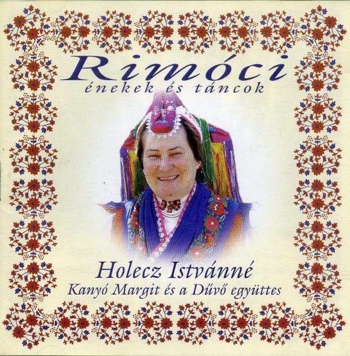 <b>Rimóczi énekek és táncok (CD)</b>