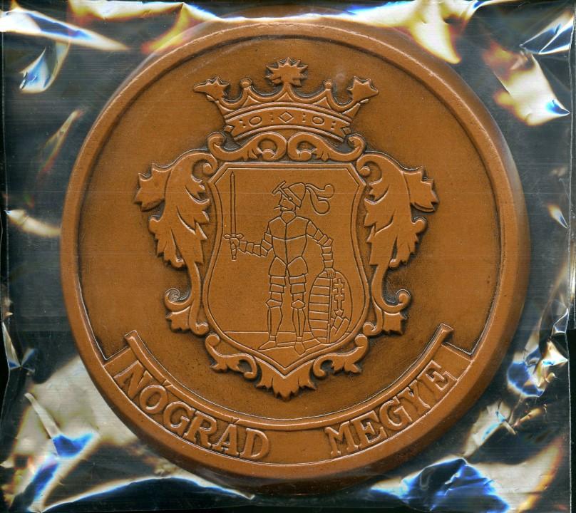 <b>Nógrád megye címere</b>