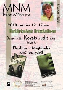 Múzeumi hétfők plakát március