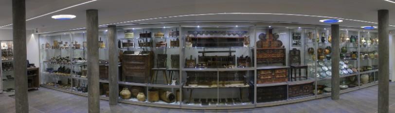 Látványtár -Tanulmányi raktár
