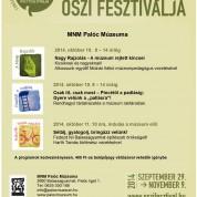 Múzeumok Őszi Fesztiválja az MNM Palóc Múzeumában