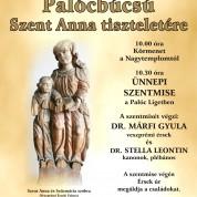 Szent Anna-napi Palóc Búcsú – 2014. július 27. vasárnap